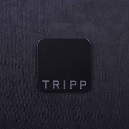 Tripp black 'Holiday Bags' holdall