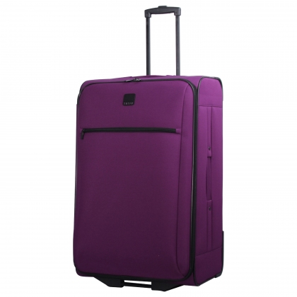 Tripp Glide Lite III 2-Wheel Large Suitcase Mulberry