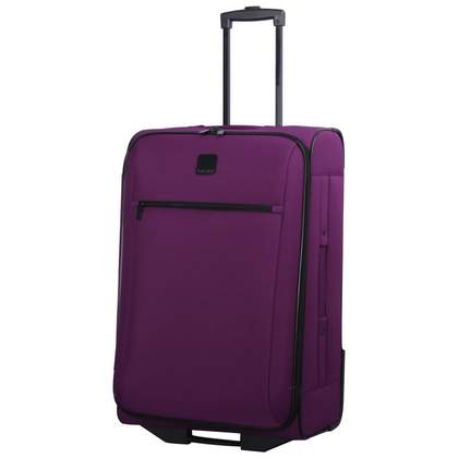Tripp Glide Lite III 2-Wheel Medium Suitcase Mulberry
