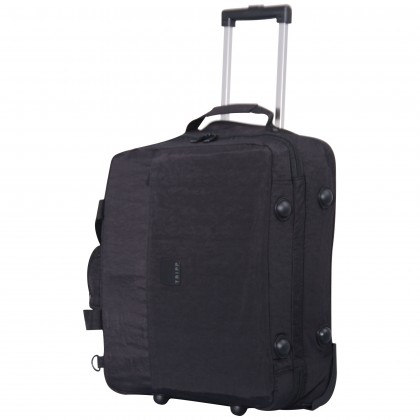 Tripp Holiday Cabin Duffle Black