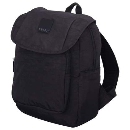 Tripp Holiday Flapover Backpack Black