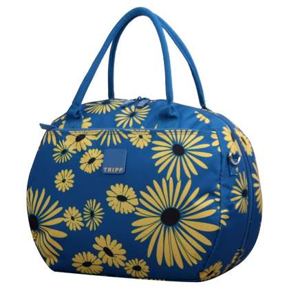 Tripp Daisy Holdall Turquoise/Yellow