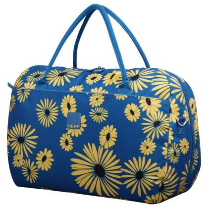 Tripp Daisy Large Holdall Turquoise/Yellow