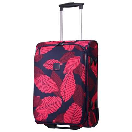 Tripp Express Leaf 2-W Cabin Suitcase Midnight/Cassis