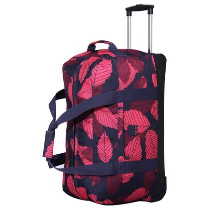 Tripp Express Leaf Large Wheel Duffle Midnight/Cassis
