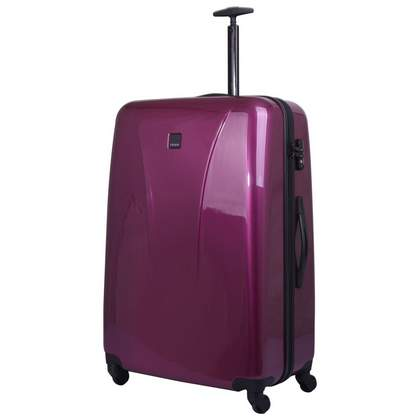 Tripp Chic Large 4-Wheel Suitcase Mulberry