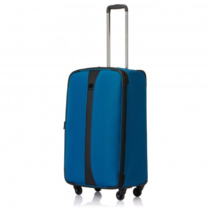Tripp Aqua 'Superlite' 4 Wheel Medium Suitcase