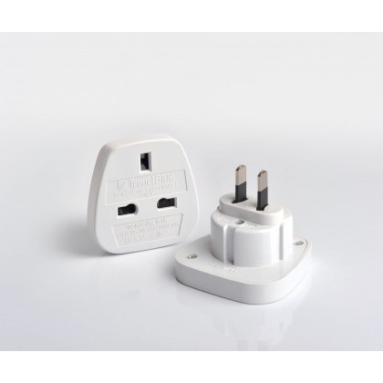 Travel Blue Adaptors