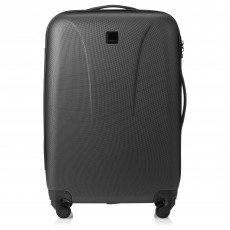 Tripp Black 'Lite' 4 Wheel Medium Suitcase