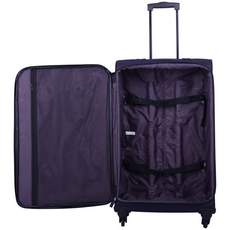 Tripp Full Circle 4-Wheel Medium Suitcase Grape