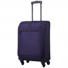 Tripp Full Circle 4-Wheel Cabin Suitcase Grape
