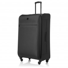 Tripp Full Circle 4-Wheel Large Suitcase Black