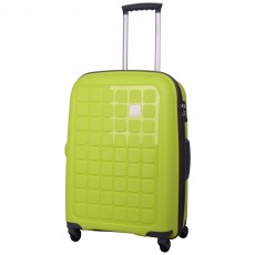 Tripp lime 'Holiday 5' medium 4 wheel suitcase