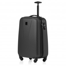 Tripp Lite 4-Wheel Cabin Suitcase Black