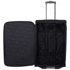 Tripp Glide Lite III 2-Wheel Medium Suitcase Black