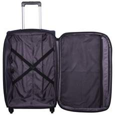Tripp Superlite 4-Wheel Medium Suitcase Midnight