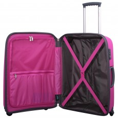 Tripp magenta 'Holiday 5' medium 4 wheel suitcase