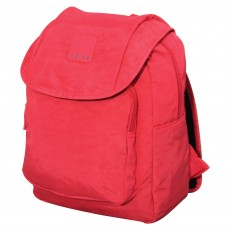 Tripp watermelon 'Holiday Bags' flapover backpack