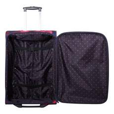Tripp Tripp Leaf 2W Medium Suitcase Midnight/Cassis