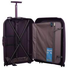 Tripp Superlock 4-Wheel Large Suitcase Plum