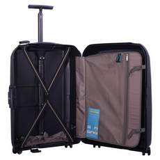 Tripp Superlock 4-Wheel Cabin Suitcase Midnight