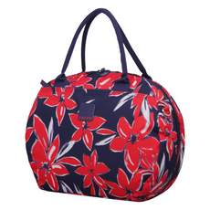 Tripp Flower Belle Holdall Navy/Red
