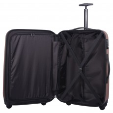 Tripp Lite Large 4-Wheel Suitcase Rose Gold