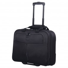 Tripp Style Lite Business Wheeled Tote Black
