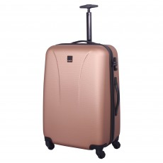 Tripp rose gold 'Lite' 4 wheel medium suitcase