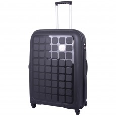 Tripp black II 'Holiday 5' large 4 wheel suitcase