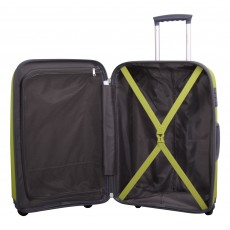 Tripp lime II 'Holiday 5' large 4-wheel suitcase