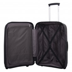 Tripp black II 'Holiday 5' medium 4 wheel suitcase