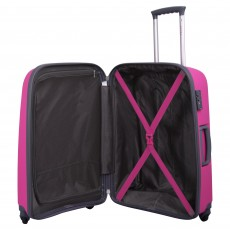 Tripp Holiday 5 Cabin 4-Wheel Suitcase Magenta II