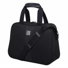 Tripp black 'Superlite' flight bag