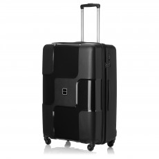 Tripp World 4-Wheel Large Suitcase Black II