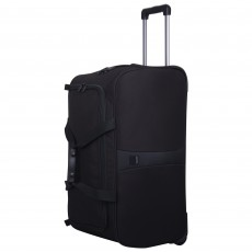 Tripp black 'Superlite III' large wheel duffle