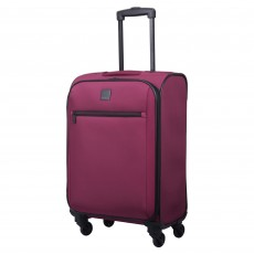 Tripp scarlet 'Full Circle' 4 wheel cabin suitcase
