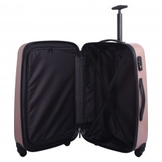 Tripp blush 'Chic' large 4-wheel suitcase