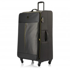 Tripp graphite 'Style Lite' Large 4-wheel suitcase