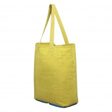 Tripp citron 'Accessories' zip around holdall