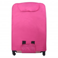 Tripp magenta 'Accessories' Large suitcase cover
