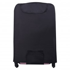 Tripp black 'Accessories' medium suitcase cover