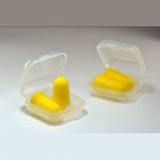 Travel Blue Ear Plugs (x2)