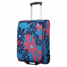 Tripp ultramarine/poppy 'Sunshine Flower' cabin 2w case