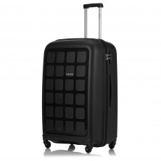 Tripp black 'Holiday 6' large 4 wheel suitcase