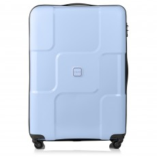 Tripp ice blue 'World' large 4 wheel suitcase