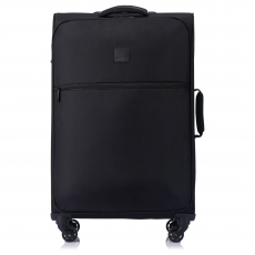 Tripp black 'Ultra Lite' 4 wheel medium suitcase