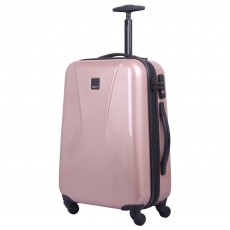 Tripp blush gloss 'Lite' cabin 4 wheel suitcase
