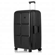 Tripp Charcoal 'Superlock II' 4 Wheel Large Suitcase