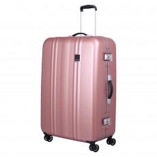 Tripp blush 'Absolute Lite II ' large 4-wheel suitcase